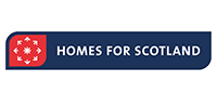 Logo Homes For Scotland