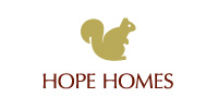 Logo Hope Homes